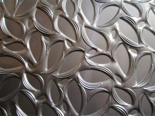 防滑花纹不锈钢板价格